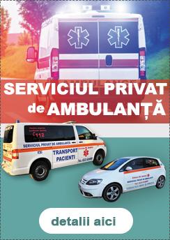 Vezi detalii despre serviciul de ambulanta privat.